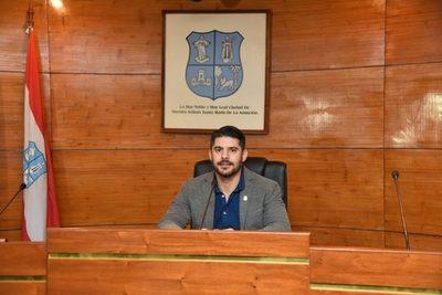 Senador Martín Arévalo no apoya la candidatura de Nenecho Rodríguez