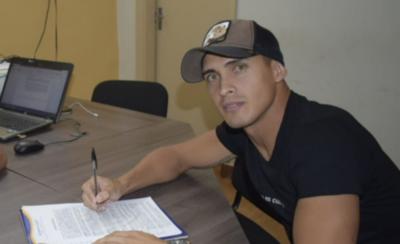 HOY / Está arreglada la continuidad de Orlando Gaona en Luqueño
