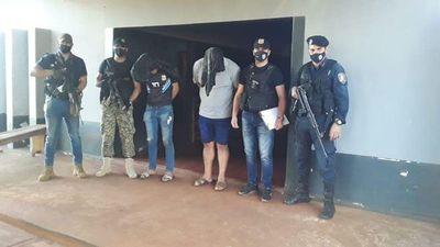 Itapúa: Imputan a dos hombres por presunto abigeato y reducción