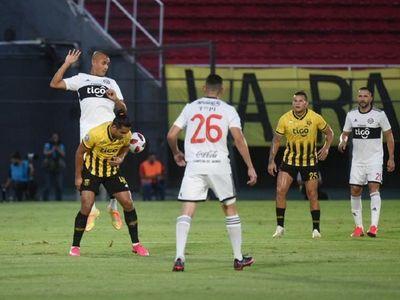 En vivo: Alejandro Silva empata para Olimpia (2-2)