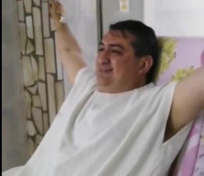 Intendente de Encarnación deja UTI y pasa a sala de cuidados intermedios