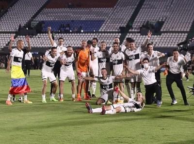 Olimpia campeón del Clausura