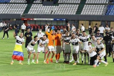 Olimpia asegura tres millones de dólares y fase de grupos de la Libertadores
