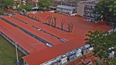 Hospital de Itauguá inaugura otro pabellón de contingencia