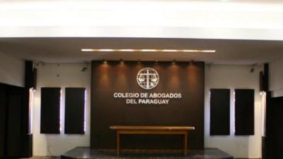 Tras leves condenas en caso audio filtrado colegio de abogados lanza crítica