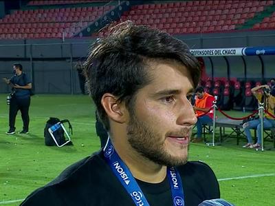 Iván Torres disfruta un nuevo título con Olimpia