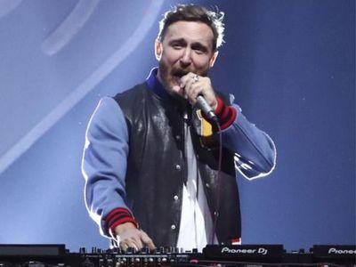 Guetta dará hoy un show de Nochevieja