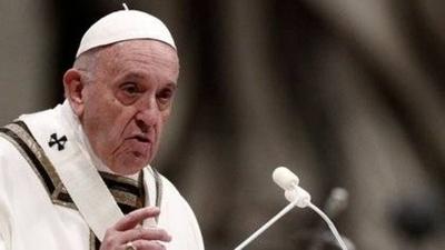 """HOY / """"Es muy triste que con un Papa argentino hayan aprobado una ley antihumana y anticristiana"""""""