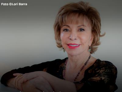 """Isabel Allende: """"La Humanidad avanza y la curva es ascendente"""" · Radio Monumental 1080 AM"""