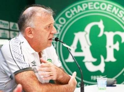 HOY / El presidente del Chapecoense muere víctima del coronavirus