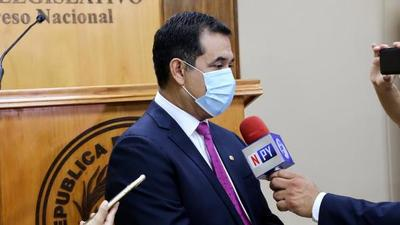 Arévalo ratifica precandidatura a intendente de Asunción y pone en duda apoyo de Añetete