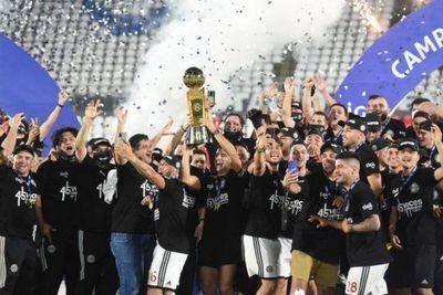 Olimpia campeón: El Rey de Copas vuelve a tomar su corona
