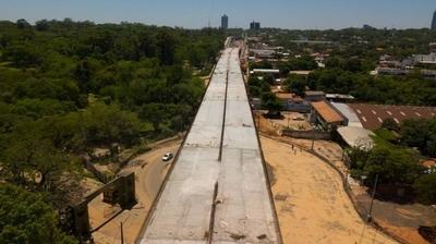 HOY / Obras del Corredor Vial Botánico cierra el año con 80% de ejecución