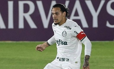 HOY / El Palmeiras de Gustavo Gómez jugará la final de la Copa de Brasil con Gremio