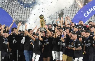 Olimpia es campeón del Clausura 2020 •