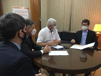 Estado paraguayo recuperó la totalidad del anticipo de garantía en el caso Metrobús