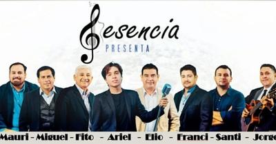El Grupo Esencia de Elio Fleitas lanzó dos temas alusivos a Navidad y Año Nuevo