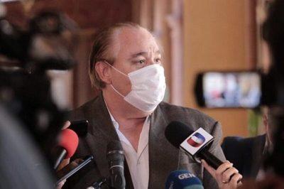 Gobernador de Alto Paraná vuelve a dar positivo al Covid-19
