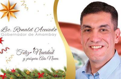 Ronald Acevedo: Este año que entra puede ser un gran año
