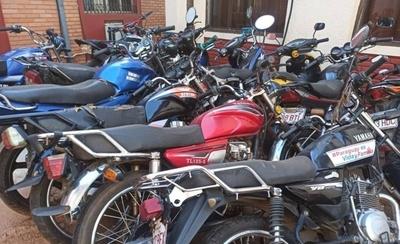 HOY / Propietarios de motocicletas demoradas tienen 30 días para recuperarlas