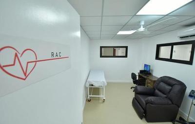 """Realizan mejoras en el Instituto Nacional de Cardiología """"Hospital San Jorge"""""""