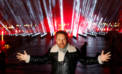 HOY / David Guetta dará un concierto de Nochevieja desde la Pirámide del Louvre