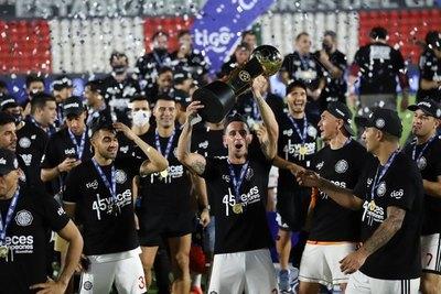 Olimpia, campeón en 5 de los últimos 6 torneos y 3 veces ante Guaraní