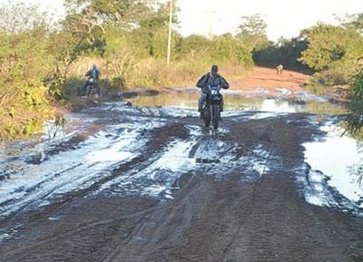 Fue autorizado primer desembolso para asfaltado de ruta Concepción-San Pedro