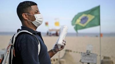 HOY / Detectan en Brasil los dos primeros casos de la cepa británica del COVID-19