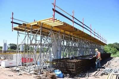 Puente Héroes del Chaco: iniciará construcción de pilotes en el lecho del río
