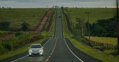 La Nación / Focem financiará pavimentación de ruta que une Concepción con San Pedro
