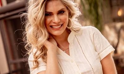 Laura Martino pidió a Dios que la ayude en su matrimonio