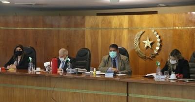 La Nación / Audios JEM: jueza dice que condena se dio en el marco de las pruebas presentadas
