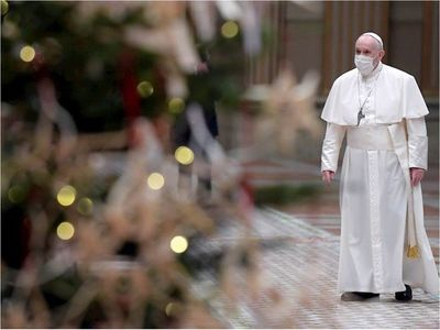 """Papa Francisco: """"Será un buen año si cuidamos a los otros"""""""