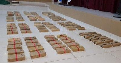 La Nación / Operativo Jaspe: condenan a 17, 15 y 10 años de cárcel a tres personas por tráfico internacional de drogas