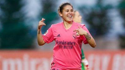Jéssica Martínez, protagonista del primer documental del Real Madrid femenino
