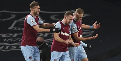 El West Ham de Balbuena arranca el año ganando