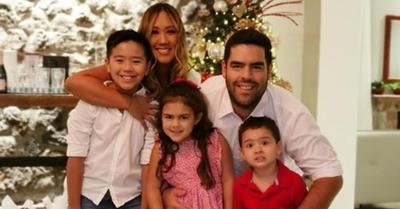 Papá Noel hizo una visita tardía a Yolanda Park