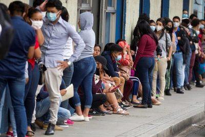Honduras recibe 2021 entre crisis económica y social en un año de elecciones