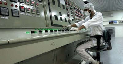La Nación / Irán comunica su voluntad de enriquecer uranio al 20%