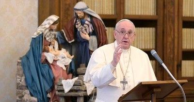La Nación / El Papa recuerda dolorosos hechos del 2020