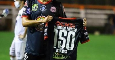 La Nación / Sa-Sa, un insaciable goleador