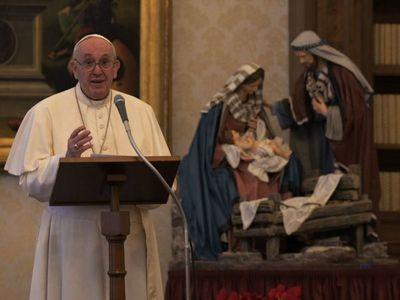 Para desterrar indiferencia en el 2021, el Papa pide paz y concordia