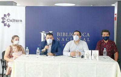 """Libro de obras premiadas por el """"Natalicio Talavera"""""""