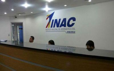 Extienden las restricciones de vuelos en Venezuela
