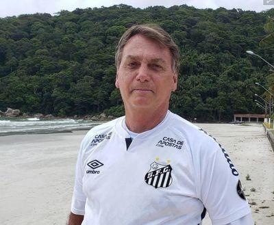 Una más de Jair Bolsonaro, se vuelve a burlar del Covid-19