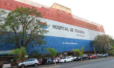 Hospital del Trauma atendió a 4 menores con lesiones por petardos en fin de año