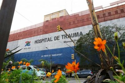 235 pacientes fueron atendidos durante las fiestas de año nuevo en el Hospital del Trauma