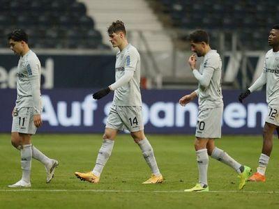 El Bayer Leverkusen pincha ante el Eintracht