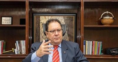 """La Nación / Alderete resalta figura política de """"Nenecho"""" Rodríguez y Quintana para intendentables"""